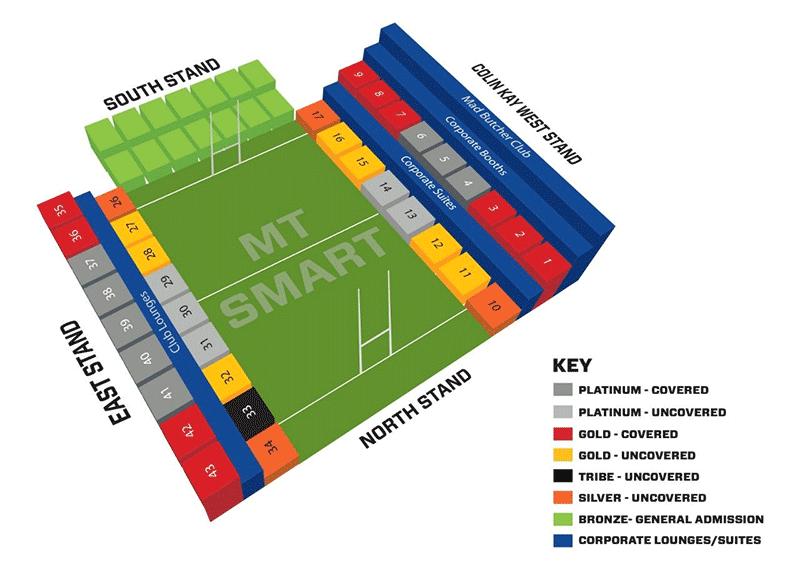 how to get to mt smart stadium