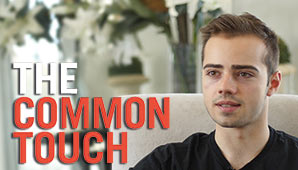 The Common Touch – The Jake Bailey Story