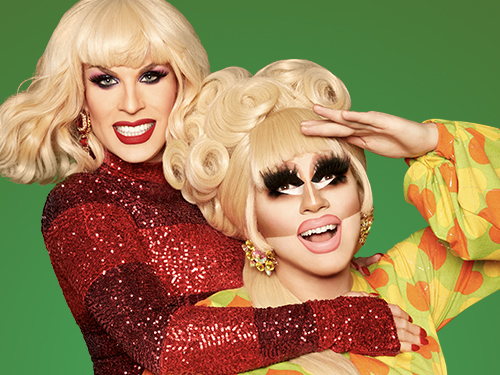 Trixie and Katya Live: The UNHhhh Tour