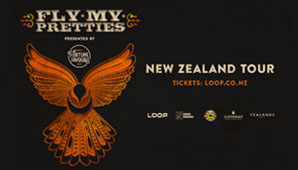Fly My Pretties - Christchurch