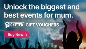 Ticketek Gift Voucher