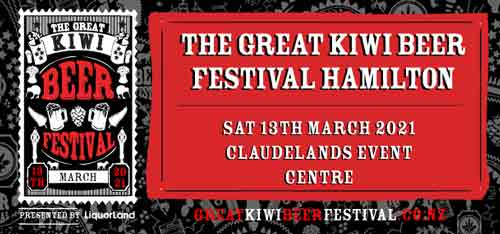 Great Kiwi Beer Festival Hamilton