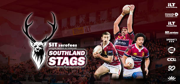 SIT Zero Fees - Southland Stags 2020