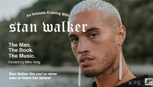 Stan Walker – The Man, The Book, The Music