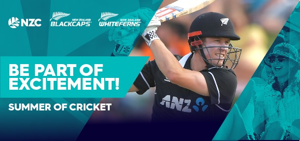 NEW ZEALAND'S SUMMER OF CRICKET 2020-21