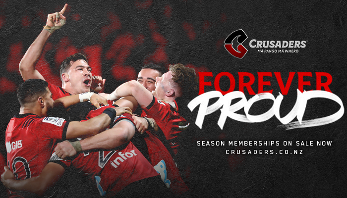 Crusaders 2021 Season Memberships