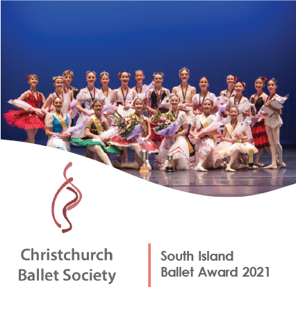 South Island Ballet Award - Sessions
