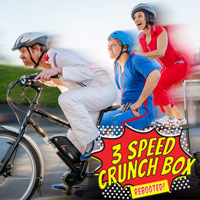 3 Speed Crunch Box Rebooted