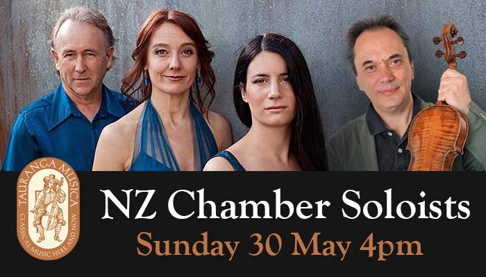NZ Chamber Soloists