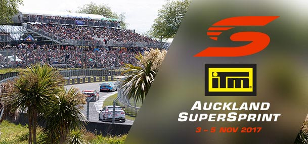 2017 ITM Auckland SuperSprint