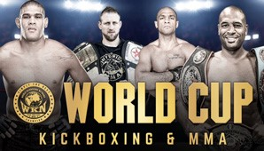 Kickboxing & MMA World Cup: Waitlist | Official Ticketek