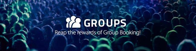 3f529b1678 Group Bookings