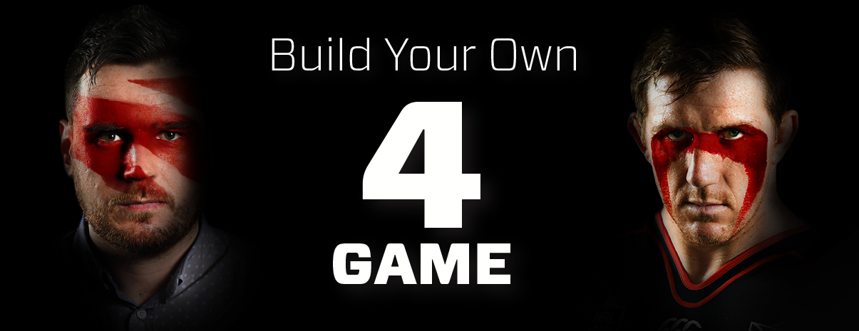 Build Your Own 4 Game