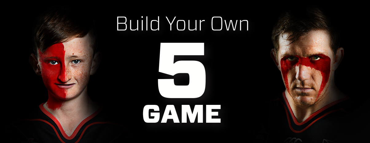 Build Your Own 5 Game