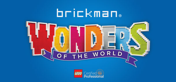 Wonders of the World in LEGO® bricks!
