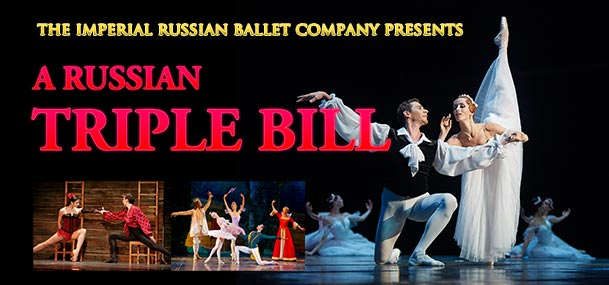 A Russian Triple Bill
