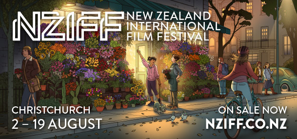 2018 New Zealand International Film Festival