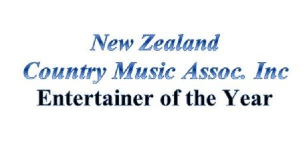 NZ Country Music Awards Entertainer of the Year