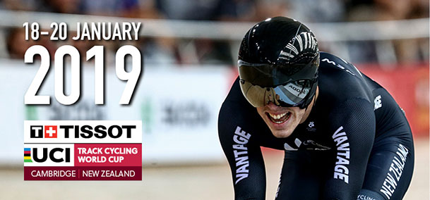 2019 TISSOT UCI Track Cycling World Cup