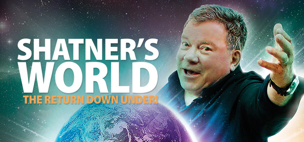Shatner's World: The Return Down Under