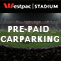 Hurricanes Quarter Final Car Parking 2019
