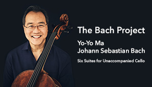 The Bach Project |Yo-Yo Ma| Johann Sebastian Bach