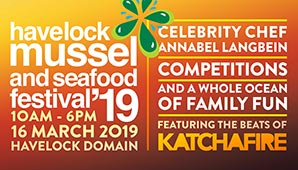 Havelock Mussel and Seafood Festival