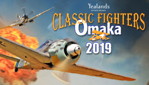 Yealands Classic Fighters Omaka 2019
