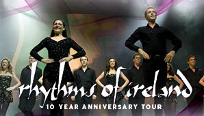 Rhythms of Ireland – 10th Anniversary Tour