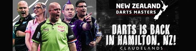 Darts Masters 2021