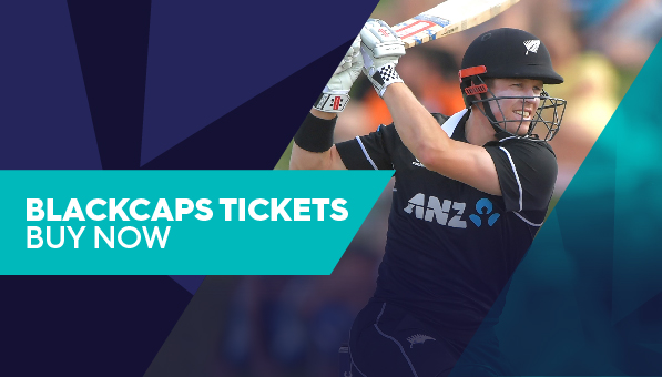 Blackcaps tickets. Buy now